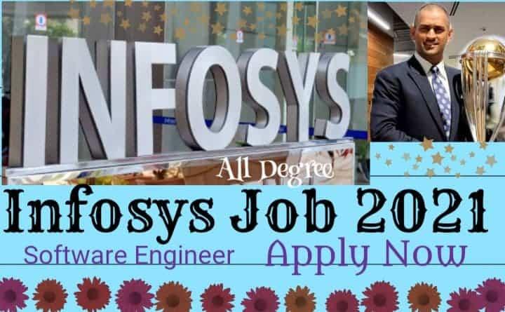 Infosys Job off campus