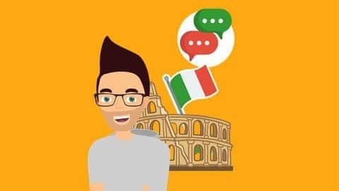 Spoken Italian