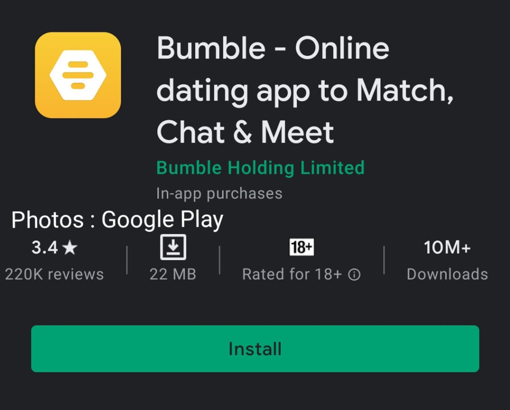 best dating app in India