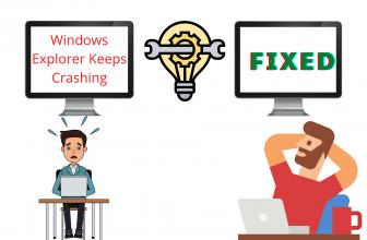 Windows Explorer Keeps Crashing
