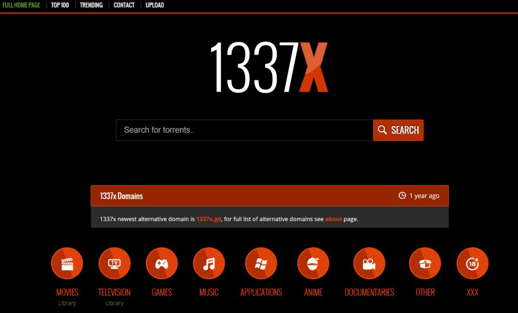 free proxies 1337x Proxy List for (Working 1337x Mirror Sites)