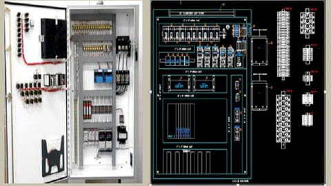 AutoCAD Electrical -Top free Courses on Udemy