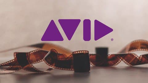 video editing with Avid Media Composer