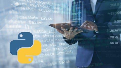 Python Financial Analysis-udemy coupon code