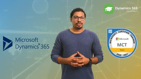free udemy Dynamics 365 CRM course
