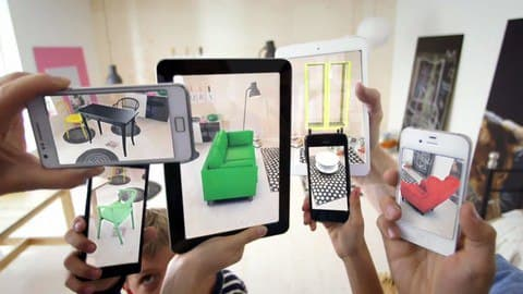 Free Udemy Augmented Reality Application