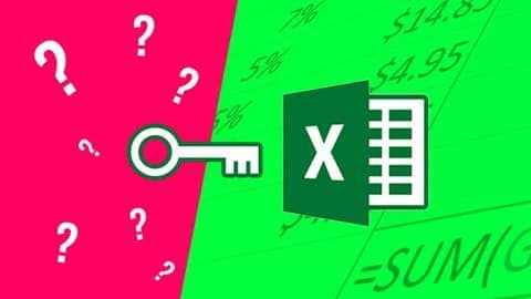 Free Udemy Microsoft Excel course