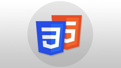 Free HTML and CSS Udemy course