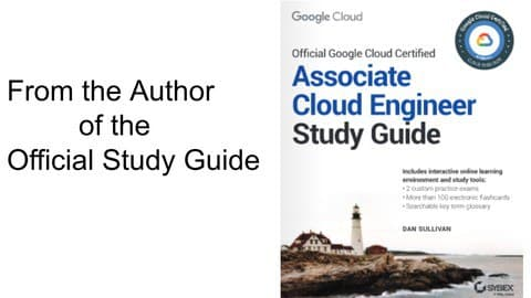 Free Udemy Google Associate Cloud Engineer Course