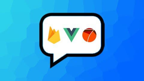 Free Udemy Coupon Courses Vue JS and Firebase