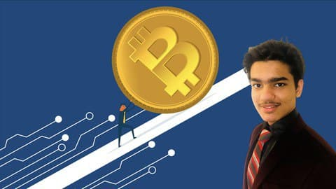 Free Udemy Blockchain and Bitcoin coupon course