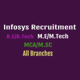 Infosys Off campus Drive 2020