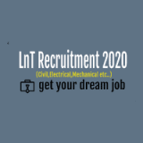 LnT Construction Recruitment 2020!Get Hire!All The Best