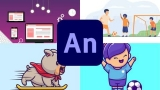 Adobe Animate cc : The Beginner's Guide to Adobe Animate 100 % free courses online