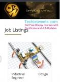 Genrobotics Job Recruitment 2021   Design Engineer   BE/B.Tech – Mechanical