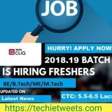 Tata CLiQ Job Recruitment 2021   Product Analyst   BE/B.Tech/ME/M.Tech – CSE,IT,ECE
