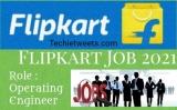 Flipkart Job Recruitment 2021   Operations Engineer  Apply Now