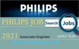 Philips Job Recruitment 2021   Associate Engineer   BE/B.Tech/ME/M.Tech