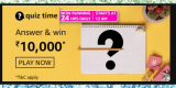 Amazon quiz answers today for 22nd March 2021: Win Rs 10,000