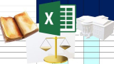 100% Free-Tax & Adjusting Entry Year-End Accounting Excel Worksheet