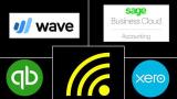 100%  Free-Bank Feeds-QuickBooks Online, Xero, Sage, Wave (Comparison)