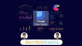 100% Free-Google Data Studio A-Z for Data Visualization and Dashboards