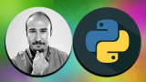 100% Free-Python Hands-On 46 Hours-210 Exercises-5 Projects-2 Exams