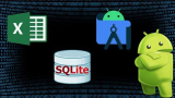 100% Free-Android studio (java) with SQLite browser and excel reporting