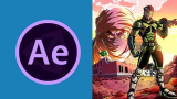100% Free-Adobe After Effects : Learn Comic Book Animation