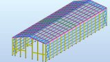 100% Free-Autodesk Robot Steel Structure Modeling Analysis and Design
